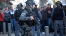 """Jérusalem : un """"suspect"""" armé d'un couteau tué par les forces israéliennes"""
