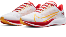 Where to buy the Nike Air Zoom Pegasus 37 running shoes in your favorite NFL team's color