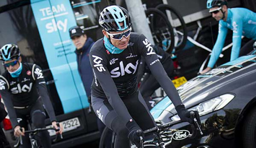 Radsport: Anti-Doping-Bewegung fordert Team Sky zu Froome-Suspendierung auf