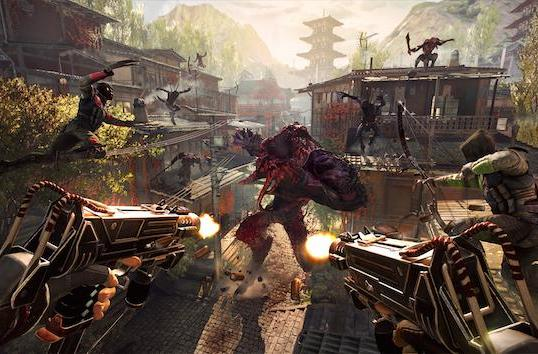 'Shadow Warrior 2' hits PC, PS4, Xbox One in 2016
