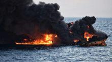 Maré negra no mar da China triplicou de tamanho em quatro dias