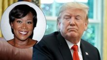 Trump Sneers About MSNBC Host and His Harsh Critic: 'Who the Hell Is Joy-Ann Reid?'