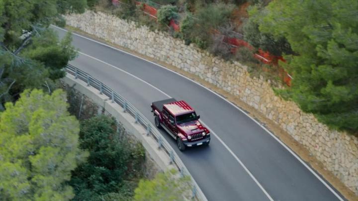 Con Gladiator Jeep torna protagonista nel settore pick-up
