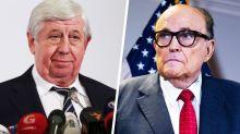 Feds Probing Rudy Giuliani's Push to Get a Visa for a Shady Ukrainian Prosecutor