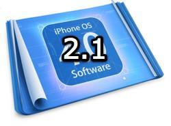 iPhone OS 2.1 on 3G had signal problems too