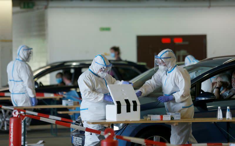 Coronavirus Gütersloh Lockdown