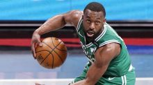 Woj: Celtics Had 'Real Concerns' About Kemba Walker's Left Knee Prior to Trade