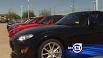Study: Many recalled cars found for sale online