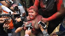 Bolivian Mayor Has Hair Forcibly Cut by Masked Protesters as Post-Election Violence Continues