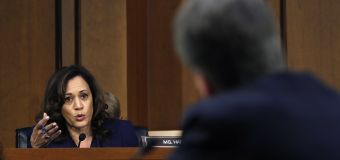 A closer look at how Harris questioned Kavanaugh