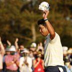 Hideki Matsuyama wins Japan's first ever green jacket