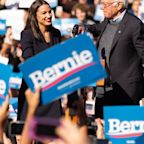 With Alexandria Ocasio-Cortez's endorsement, Bernie Sanders hopes to prove his coalition is more diverse than just 'Bernie bros'