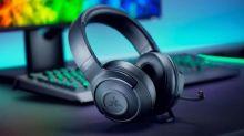 Razer launches its first lightweight Kraken headset