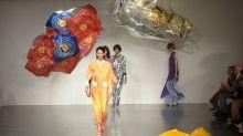 London Fashion Week designer Fyodor Golan brings Chupa Chups to the catwalk