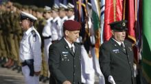 New Israeli military chief pledges to lead 'innovative' army