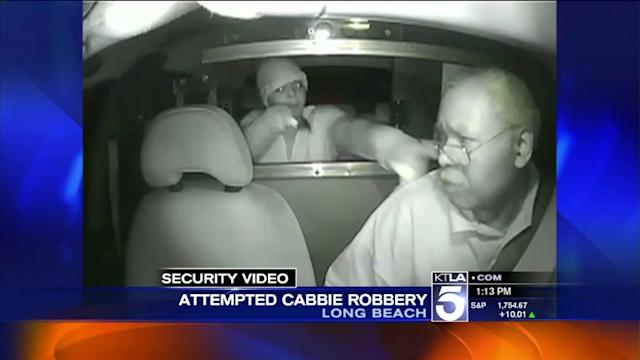 Woman With Box Cutter Attempts to Rob Cab Driver in Long Beach