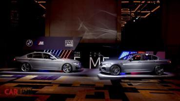 駕駛功力跟荷包都有底子的再來!BMW M5與M550i 登台