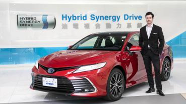 Toyota Camry 換新動力升級 TSS 2.0,售價 92.9 萬起