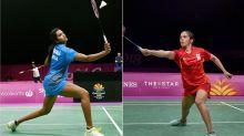 A lot of rivalry between us: PV Sindhu on Saina Nehwal