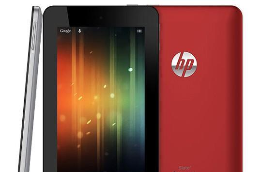 HP Slate 7 Android tablet rocks Beats, $169 price tag; due out in April