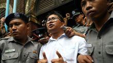 Washington déplore la condamnation des journalistes birmans