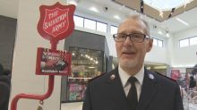 No cash? No problem: Some Salvation Army Kettles in N.L. now taking debit