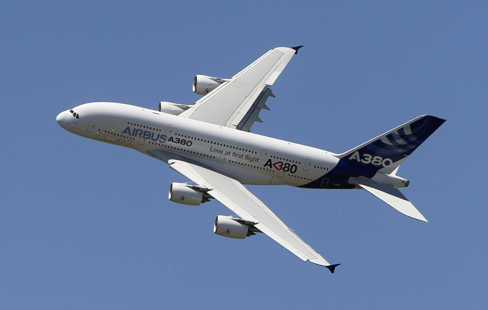 Airbus Ends Production Of Its A380 Superjumbo Engadget