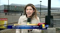 Sequester could effect travel at BWI