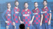 La afición del Barcelona, feliz tras el anuncio de Messi de permanecer en el club