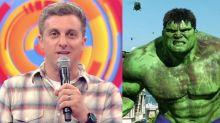 Huck ou Hulk? Internautas fazem descoberta na madrugada