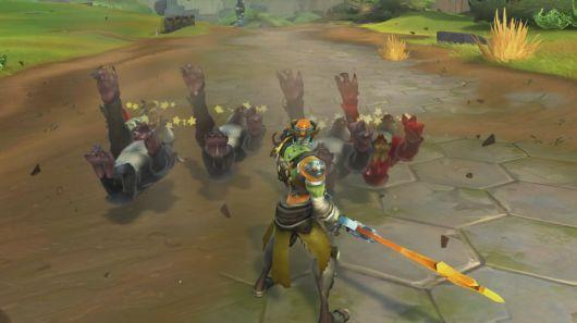 WildStar locks you down for a look at crowd control