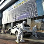 South Korea is testing 200,000 members of a doomsday church that is the source of more than 60% of its coronavirus cases