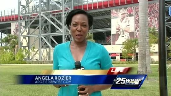 FAU stadium naming rights issue prompts protest
