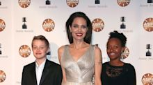 All the times the Jolie-Pitt kids have hit the red carpet