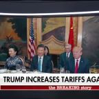 Sen. Lindsey Graham says when it comes to a trade war the US has more bullets than China