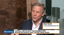 ANGI Homeservices CEO Sees 'Massive' U.S. Growth