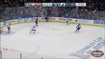 Ondrej Palat Hit on Tom Gilbert (10:08/2nd)
