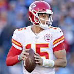 Mahomes among stars to send powerful message to NFL