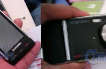 "Blurry pics of T-Mobile branded Samsung ""Memoir"" cameraphone emerge"