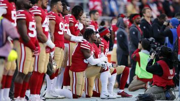 NFL backing off on anthem policy for now