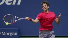 US Open day eight: Dominic Thiem and Serena Williams qualify for quarter-finals
