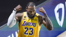 NBA playoffs tracker: Lakers advance despite rally from short-handed Blazers