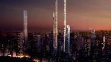 A giant U-shaped skyscraper designed for New York City could be the longest building in the world