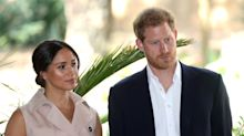 Reporter who asked Meghan Markle if she was OK wishes couple good luck in 'big step'