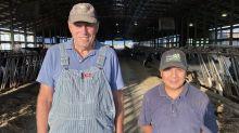 """Los granjeros de Wisconsin que cambiaron el muro de Trump por un """"puente"""" con México"""
