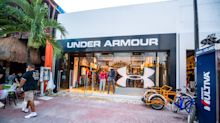 Under Armour under pressure as it competes with Nike and Adidas in the U.S.