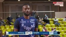 Basket - Replay : Monaco - Roanne
