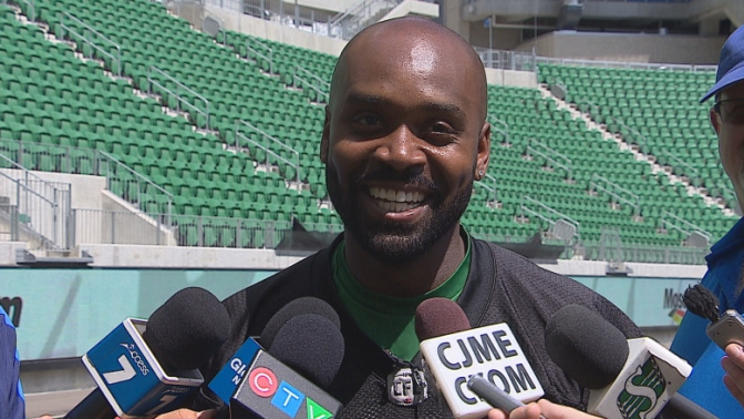 Riders quarterback joins CFL's exclusive club