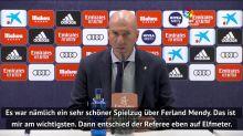"""""""Drei Endspiele!"""" Zidane hat Titel im Visier"""