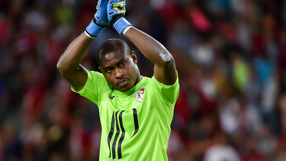 EXTRA TIME: Vincent Enyeama continues hard work in the gym